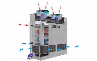Condensatori evaporativi