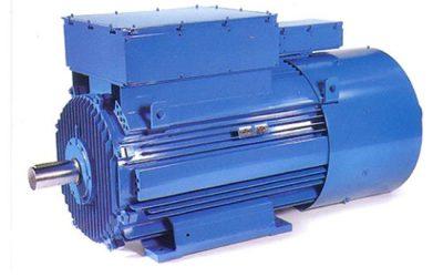 Motori asincroni trifase a rotore avvolto
