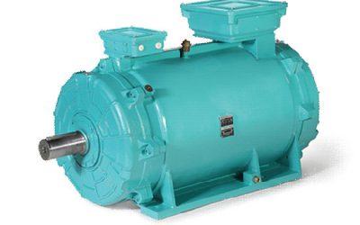Motori asincroni trifase raffreddati ad acqua